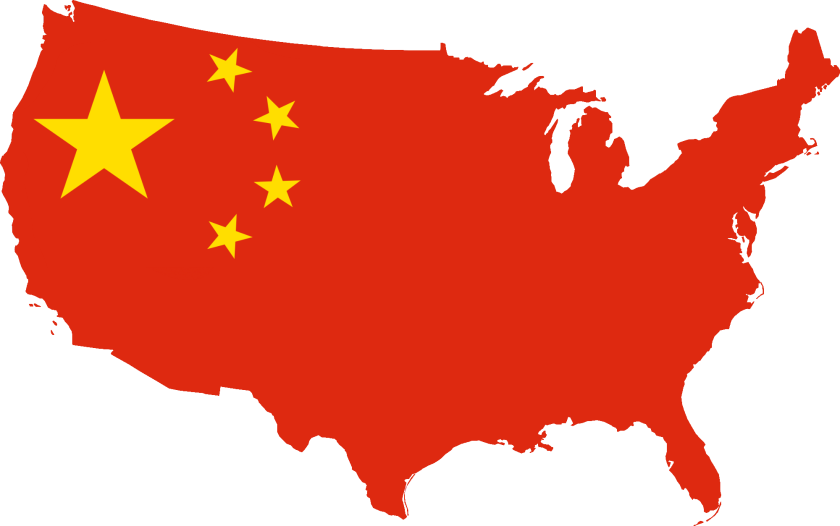 Flag_Map_of_USA_China