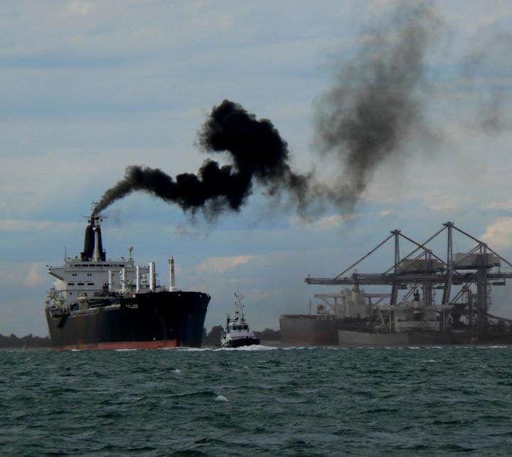Ship_Maneuvering_out_of_Port_S.Louis_du_Rhone,_near_Marseille