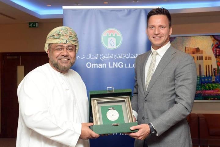 Oman LNG_Wisdom Events