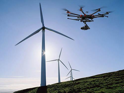 Windspector in action - GEV Clobotics 2019 - low res